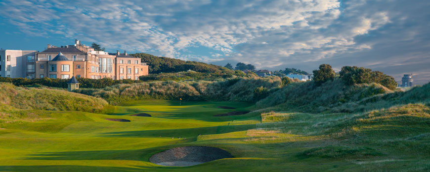 Golf Breaks at Portmarnock Hotel and Golf Links