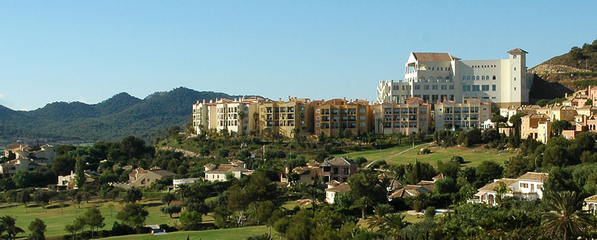 Golf Breaks at La Manga Las Lomas Village