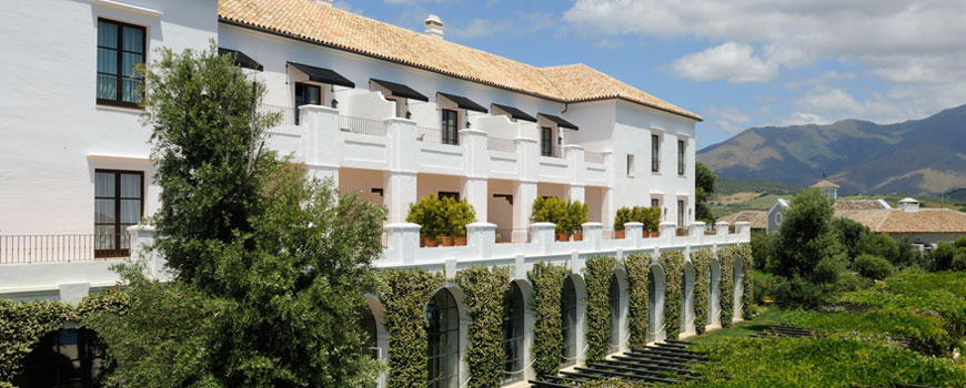 Golf Breaks at Finca Cortesin Hotel