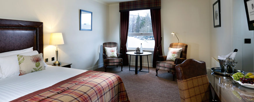 Golf Breaks at Macdonald Morlich Hotel, Aviemore Resort