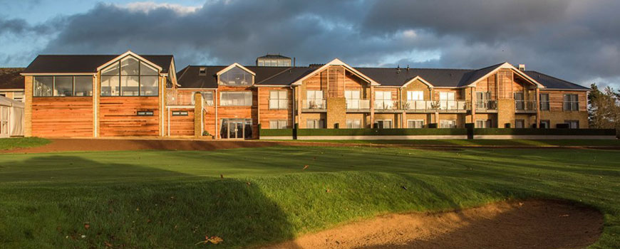 Golf Breaks at Cotswolds Hotel and Spa